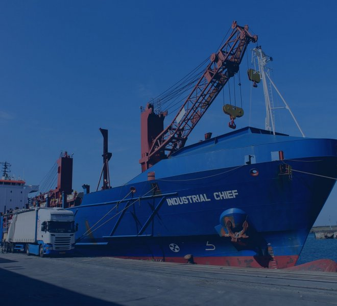 Specialist boot levering Italië
